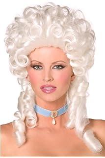 Smiffys Womens Baroque Wig
