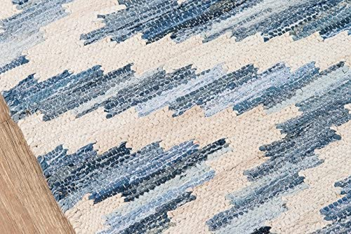 Novogratz California Collection Laguna Area Rug, 2 0 x 3 0 , Blue