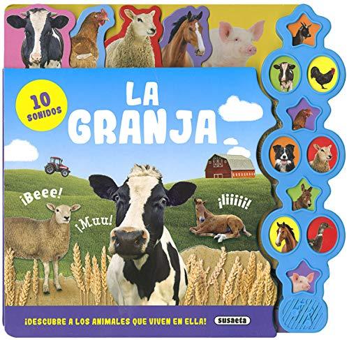 La granja (10 sonidos) por Equipo Susaeta,iStock