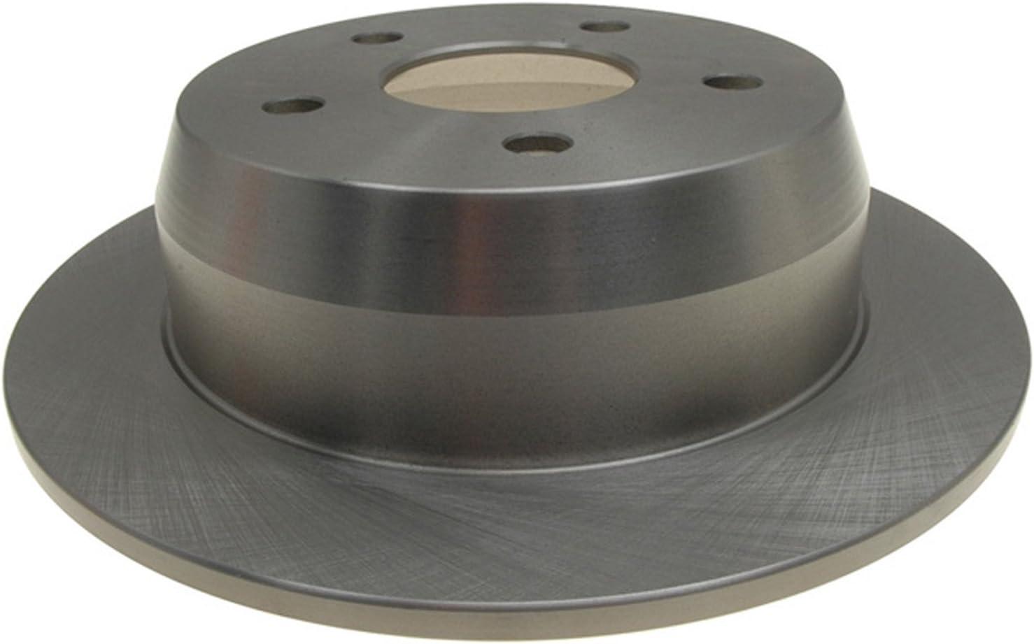 ACDelco 18A938A Advantage Non-Coated Rear Disc Brake Rotor
