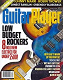 img - for LOW BUDGET ROCKERS: 8 BOLD NEW ELECTRICS FOR UNDER $500! * Johnny Marr * Robin Trower * Ernest Ranglin * Greensky Bluegrass * December, 2014 Guitar Player Magazine book / textbook / text book