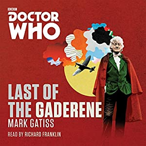 Doctor Who: The Last of the Gaderene Radio/TV