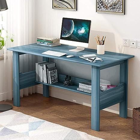 Computer Desk Bedroom Laptop Study Table Office Desk Workstation Home Desktop