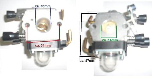 Carburador F Stihl FS 80 - 85 fc75 - 85 Desbrozadoras libre ...