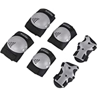 Good Life Home Kids/Youth Knee Pads Set,6 in 1 Kit Protective Gear Knee Elbow Pads