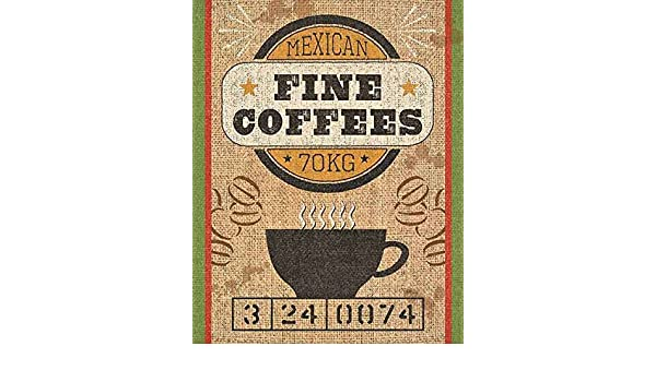 Coffee Sack I Pela Studio Cafe Dining Kitchen Colombia Print Poster 11x14