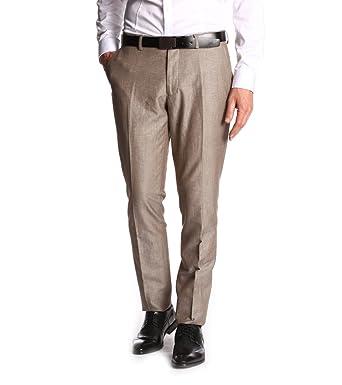 Devred - Pantalon ville en toile 48  Amazon.fr  Vêtements et accessoires ea54b787a9a