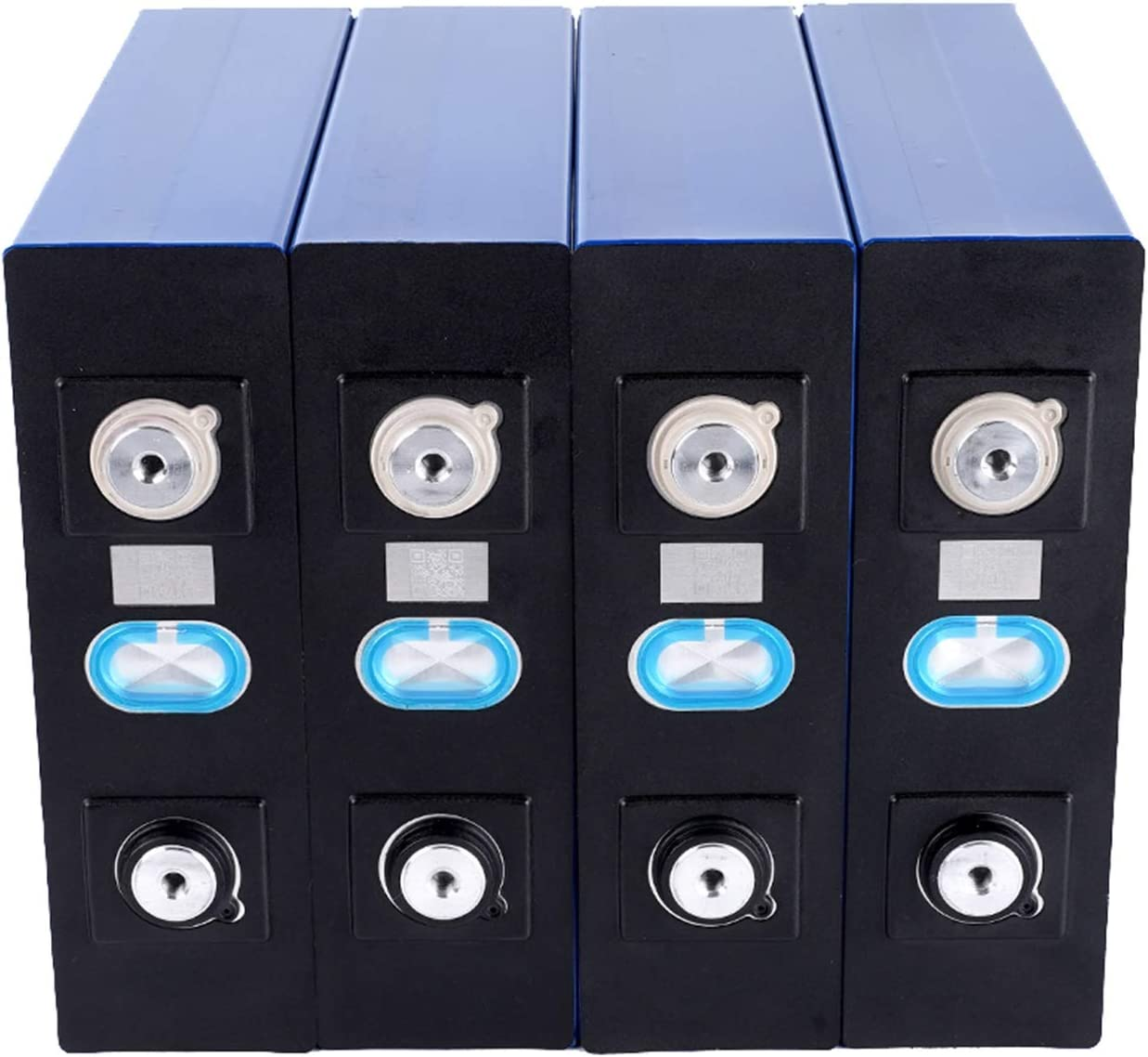OANCO 4PCS 3.2V 200Ah Lifepo4 Paquete De Batería 12V 200AH 24V 200AH Nueva Celda Batería Solar De Fosfato De Hierro Y Litio