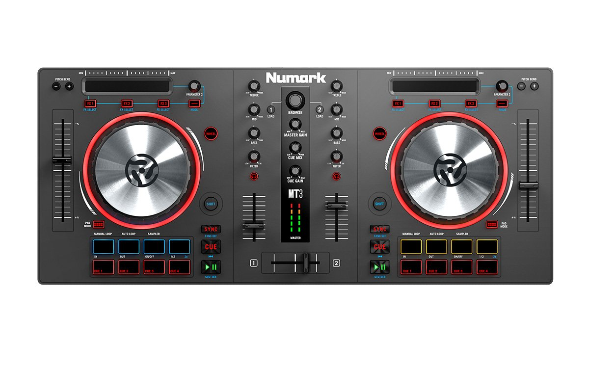 Numark Mixtrack 3 | All-in-one Controller Solution with Virtual DJ LE Software Download by Numark (Image #14)