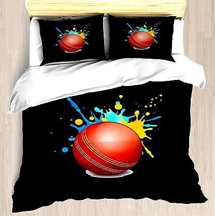 England Cricket Duvet Set