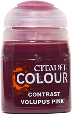 Games Workshop Citadel Colour: Contrast - Volupus Pink
