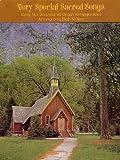 Very Special Sacred Songs: Organ Music Book