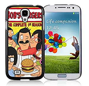 Customized Case Bob's Burgers 12 Samsung Galaxy S4 I9500 Black Cell Phone Case