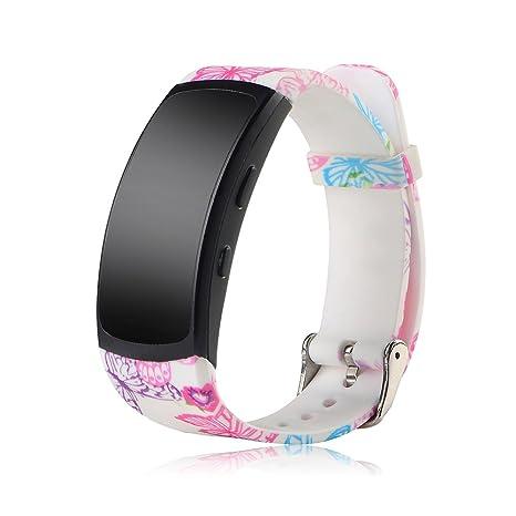 iFeeker - Correa de Repuesto para Samsung Gear Fit 2 SM-R360 de ...