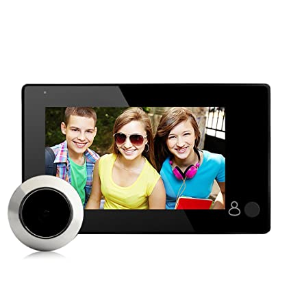 Camera & Photo Back To Search Resultsconsumer Electronics Hbuds Lcd Digital Ring Monitor Door Peephole Viewer Camera Cam Pograph Doorbell Home Security Door Bell Eye Home Security