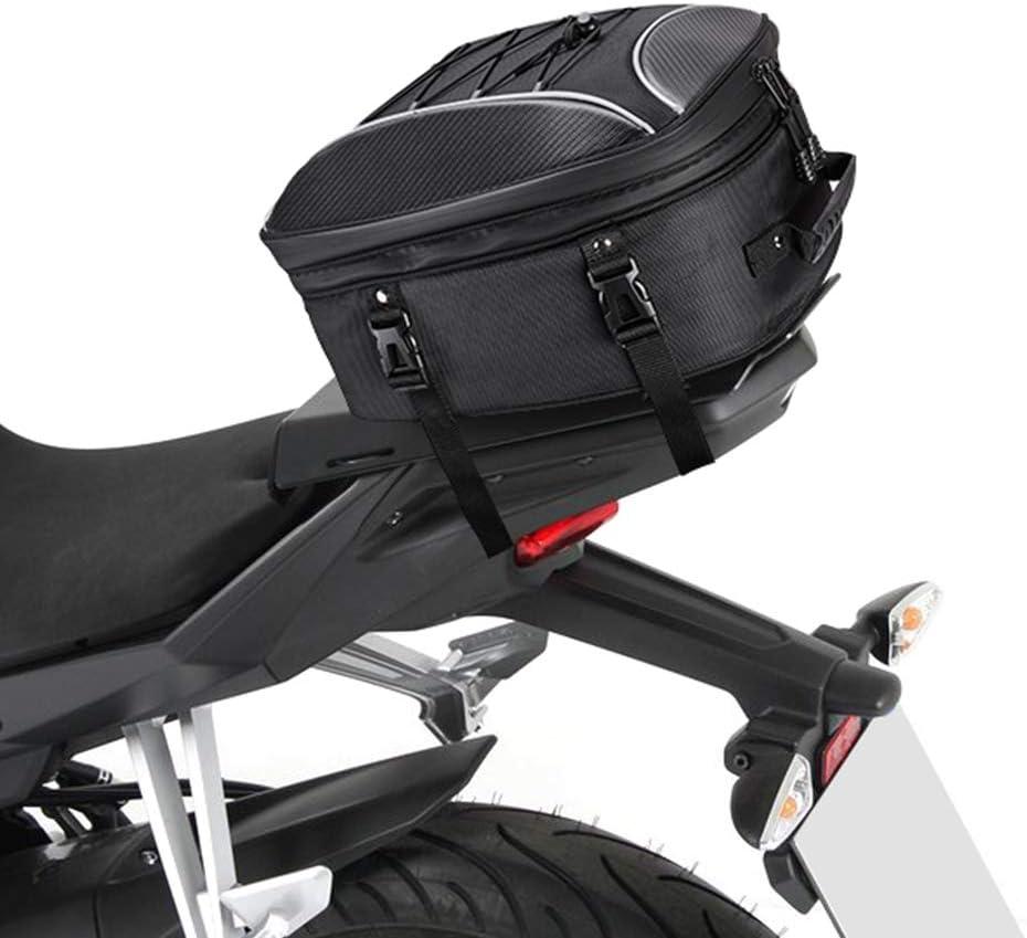 kemimoto Motorcycle Tail Bag