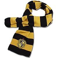 El Regalo 1 Pc Harry Potter Inspired House Crest Unisex Scarves- Gryffindor-Slytherin-Hufflepuff-Ravenclaw for Boys & Girls