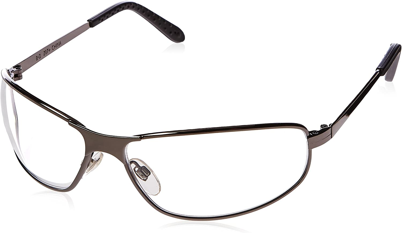 Uvex Tomcat Safety Glasses, Scratch-Resistant, Wraparound
