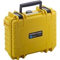 【国内正規品】 B&W Internatinal ケース 防水 ハードケース OUTDOOR CASES TYP500 スポンジタイプ BW0003Y