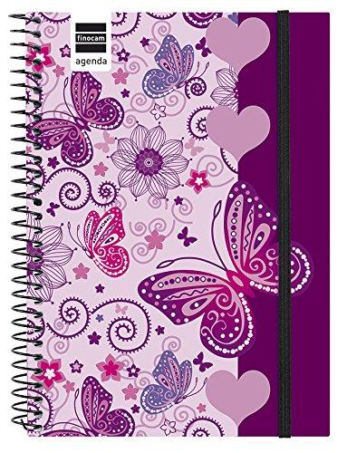Finocam Agenda Escolar 15-16 1/4 SV Prints - Happy ...