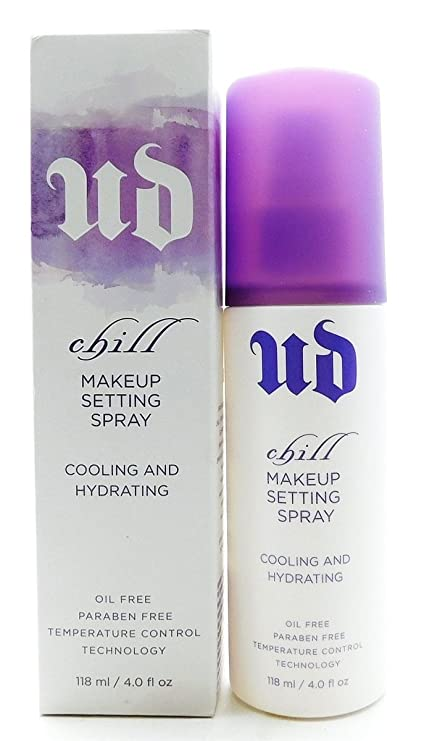 Urban Decay All Nighter Long Lasting Make-Up Setting Spray 118ml: Amazon.co.uk: Beauty