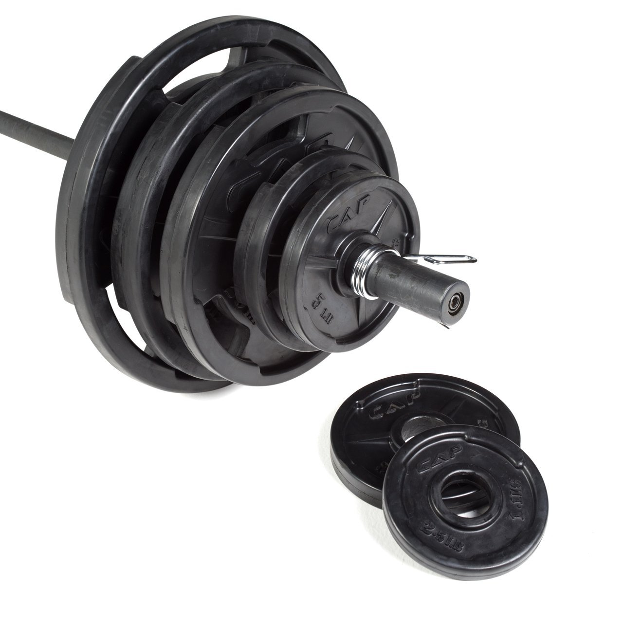 Cap Barbell Weights