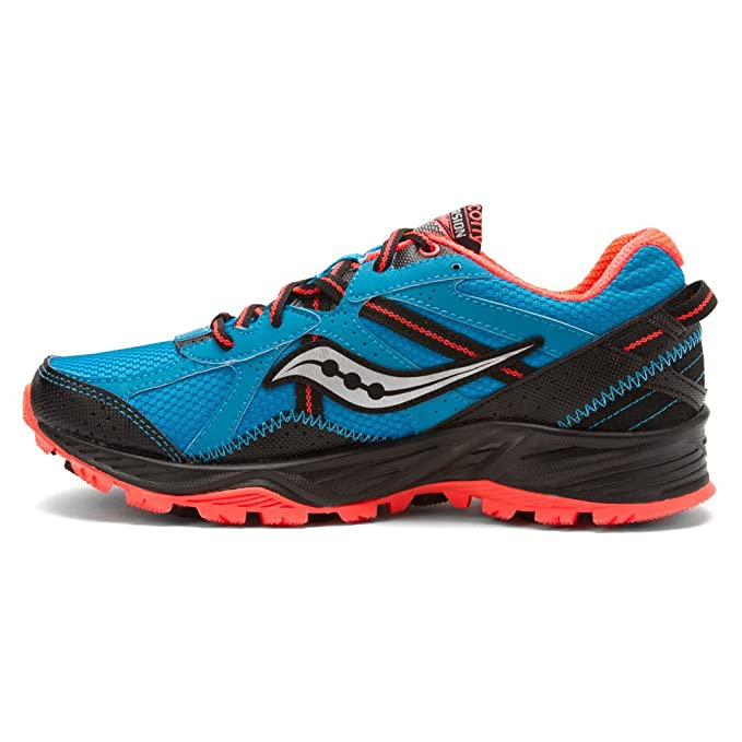 Saucony Excursion Trail 7 BluCor Scarpa Trail Running