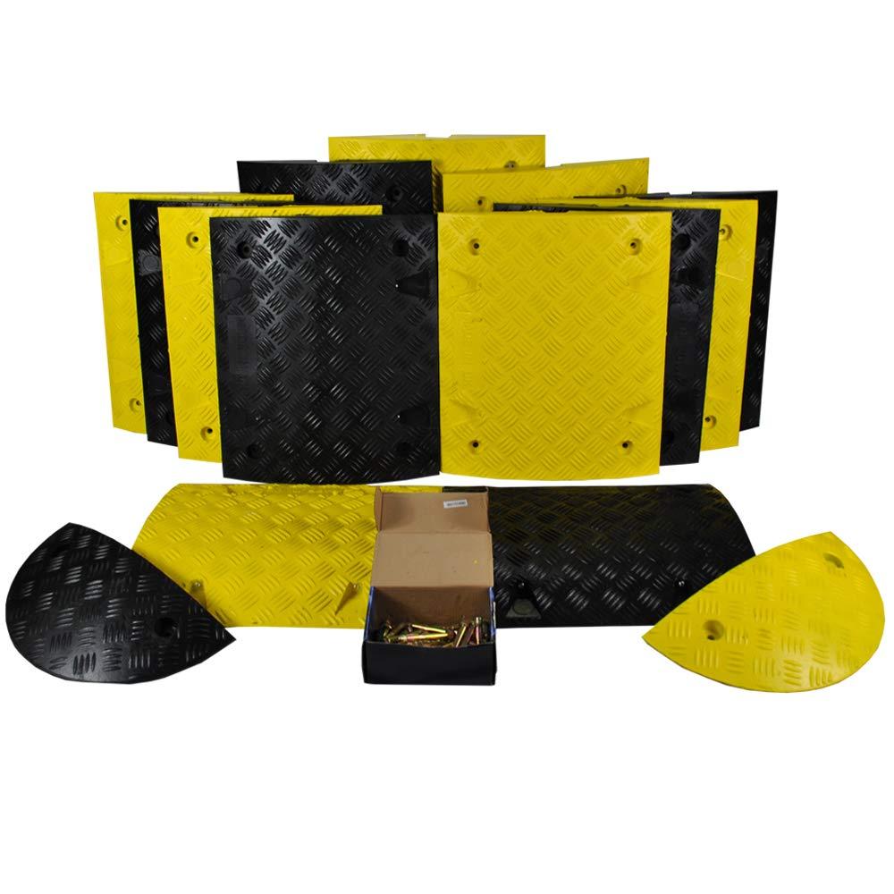 - ALL SIZES Street Solutions UK HEAVY DUTY UK 10MPH Speed Ramp Kit 1 50mm