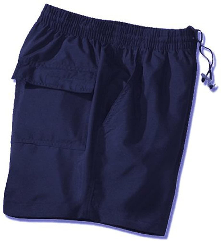 AHORN Men's PlainSwimming Shorts
