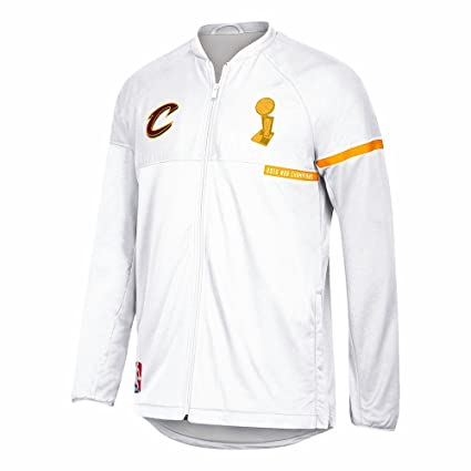 hot sale online 61589 a64c9 adidas Cleveland Cavaliers 2016 Champions On Court Warmup Jacket