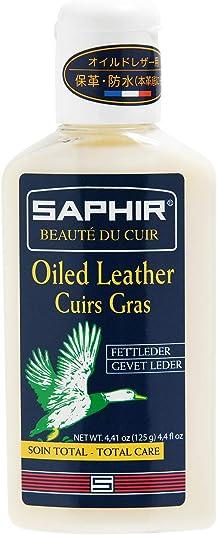 Schutzcreme Für Fettleder Von Saphir 125 Ml 02 Neutral Schuhe Handtaschen