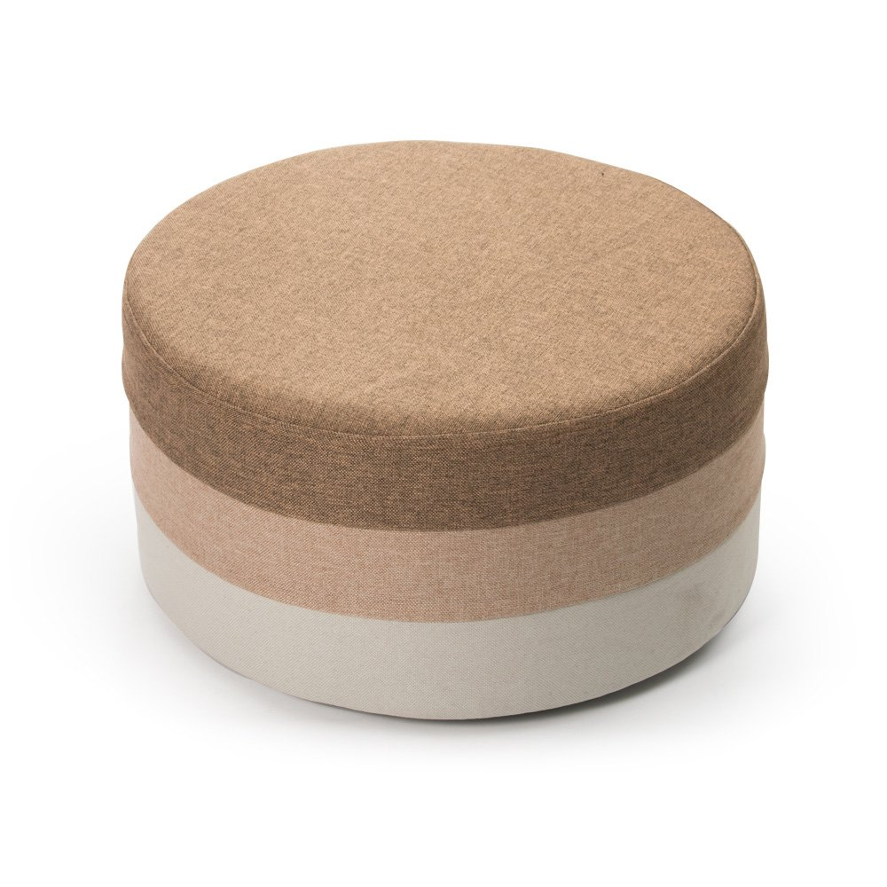 YANFEI 創造的なソファのスツール衣類の低いスツールリムーバブルと洗える (色 : B) B07FBTZZB7 B B