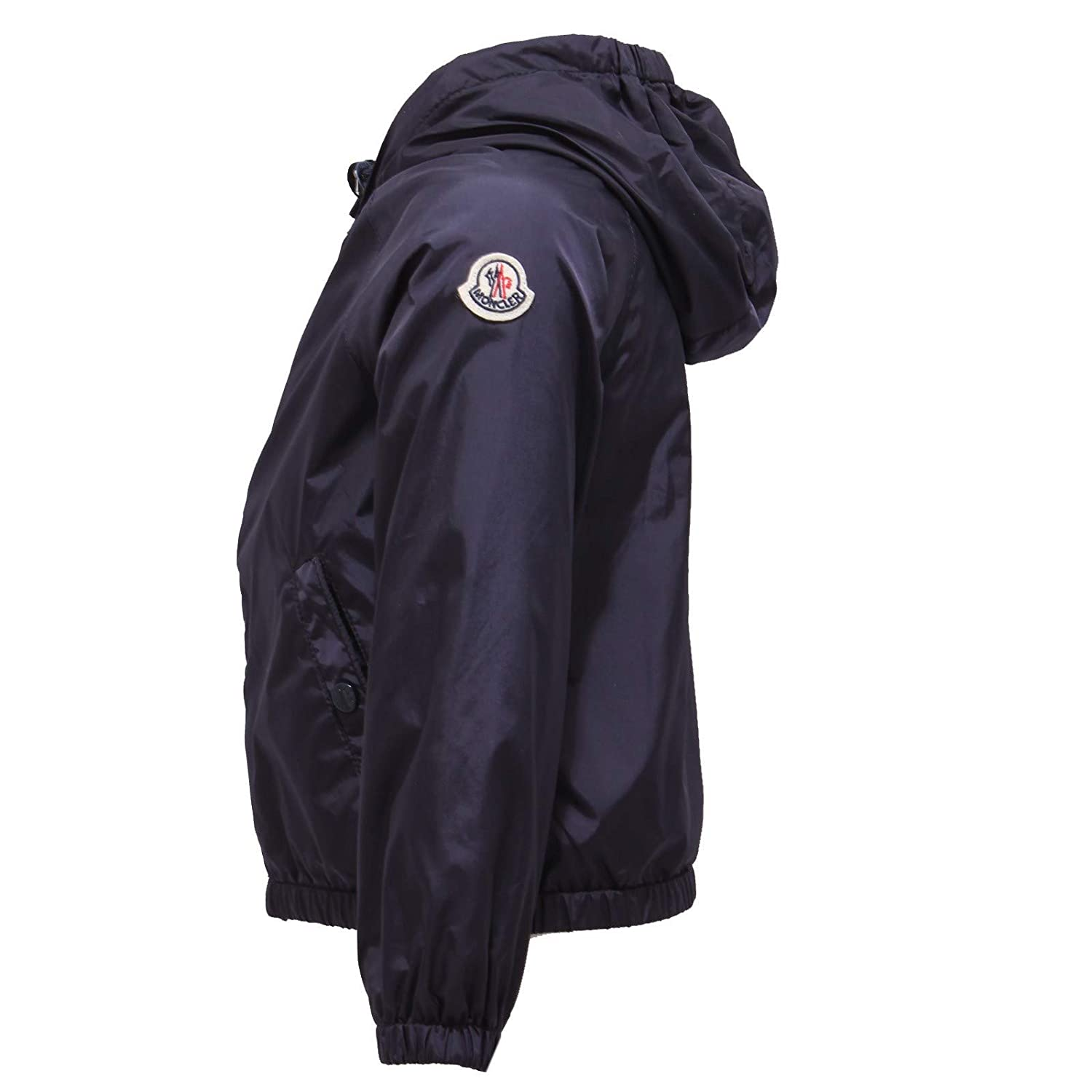 MONCLER 1078Y Giacca antivento Bimbo Boy EUSTACHE Blue Wind Stopper Jacket [2 Years]: Amazon.es: Ropa y accesorios