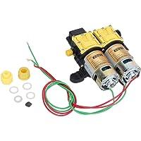 Zouminyy Bomba de agua eléctrica, pulverizador eléctrico agrícola de 12V Bomba de diafragma de alta presión Bomba de agua pequeña