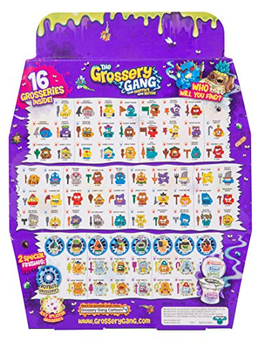 Grossery Gang S5 Super Size Pack Childrens Toy