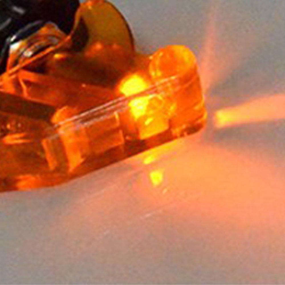 Supmico 5 X KFZ Auto Boot Blau LED Beleuchtet Schalter EIN//AUS Wippenschalter Kippschalter 12V 20A