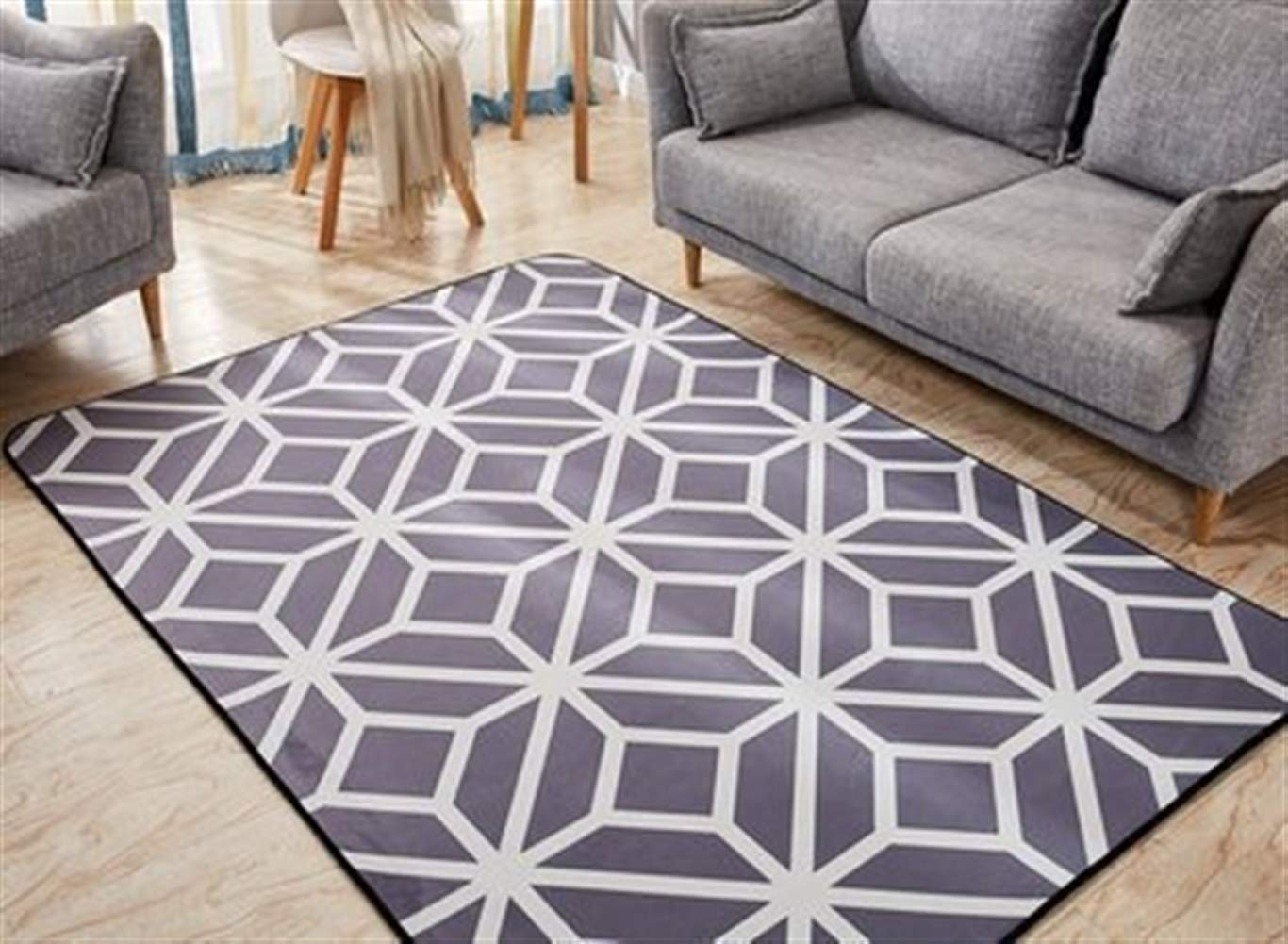 Design Tapis Asiatique Ommda Moderne Anti Salon Salon Tapis lJ31TFcK