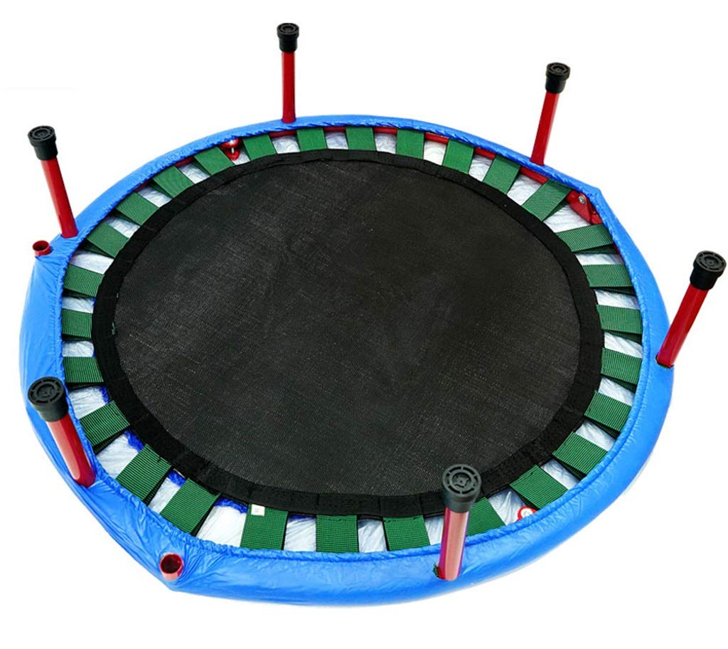 LKFSNGB Mini Children's Trampoline 36-Inch with Handle Children's Primary Jumping Bed Indoor Outdoor Fun Safety Toys by LKFSNGB