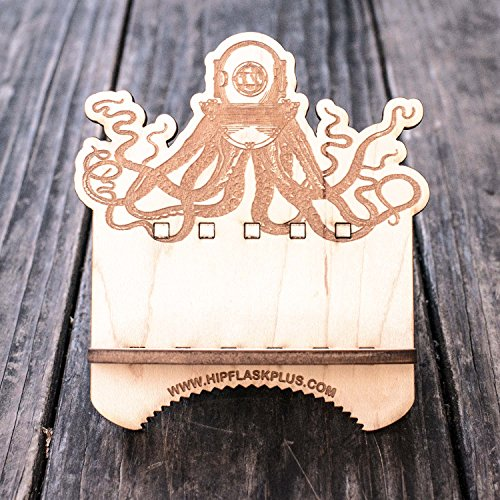 Steampunk Octopus - Cell Phone Stand