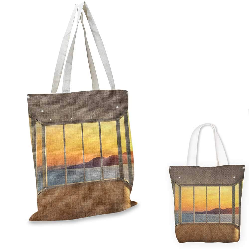 Landscape canvas messenger bag Monochrome Mountain Road Exploration Quote Adventure is Out There canvas beach bag Charcoal Grey and White 16x18-13