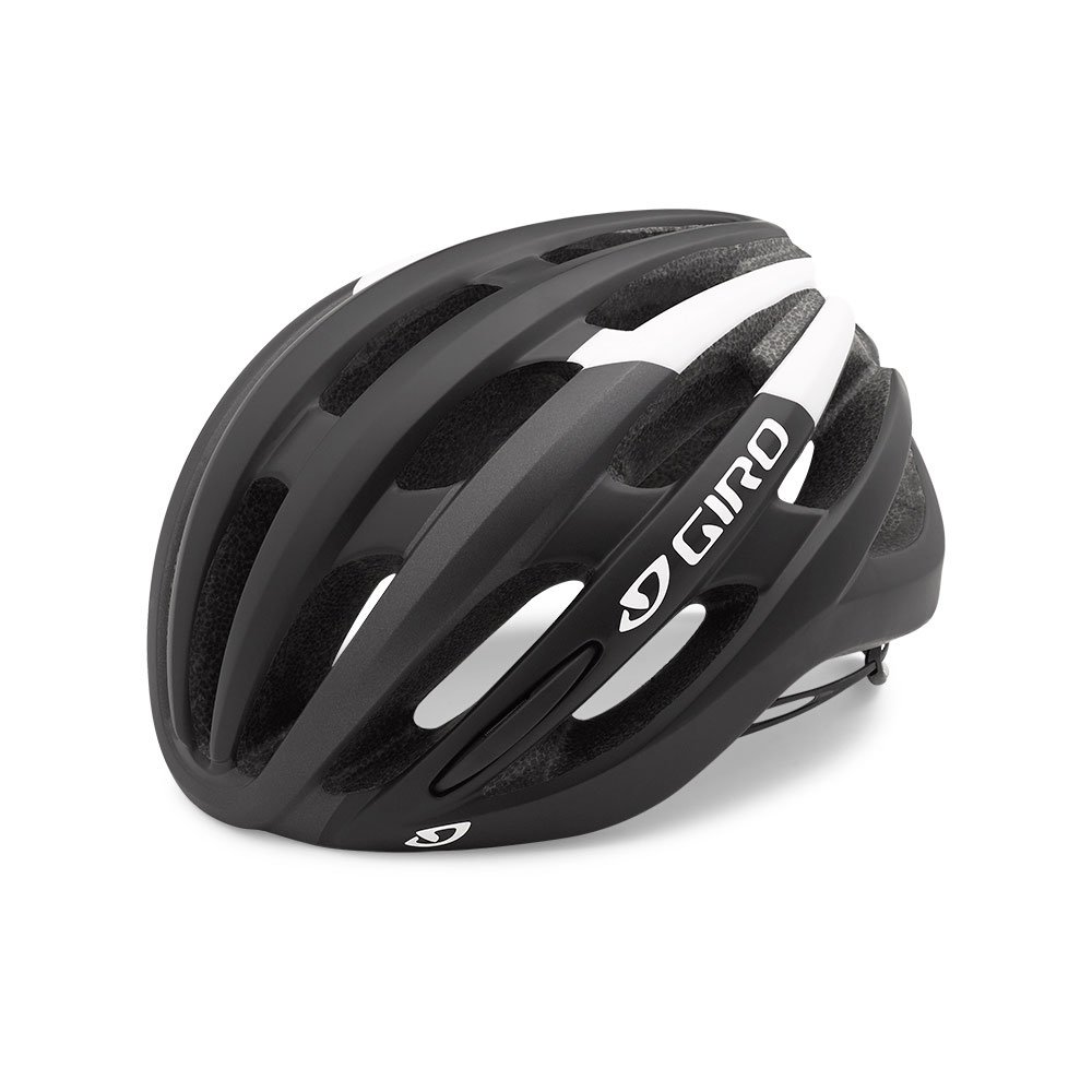 Giro Foray MIPS Road Cycling Helmet Matte Black White Large 59-63 cm