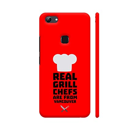 9b84c9f65b Colorpur Real Grill Chefs are from Vancouver Printed: Amazon.in ...