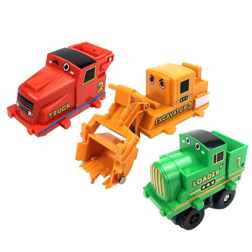 Super Loader Logical Transporting Toy Train Set