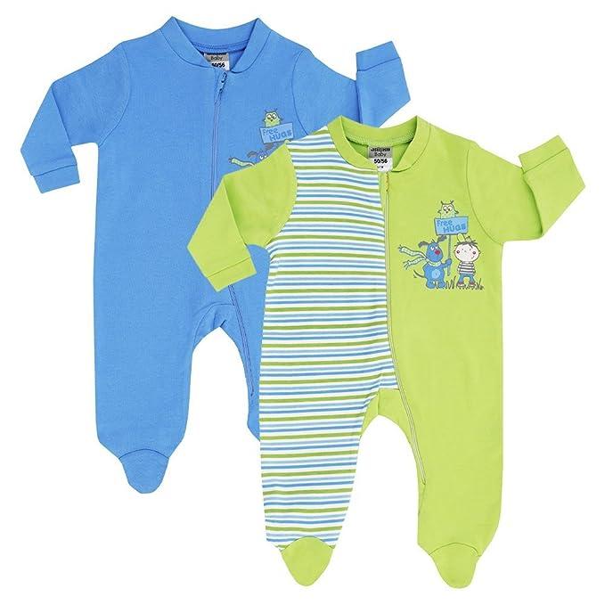 Jacky Baby - Pelele para dormir - para bebé niño: Amazon.es: Ropa y accesorios