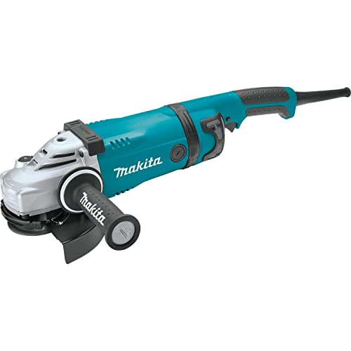 Makita GA7031Y 7 Angle Grinder, with AC DC Switch