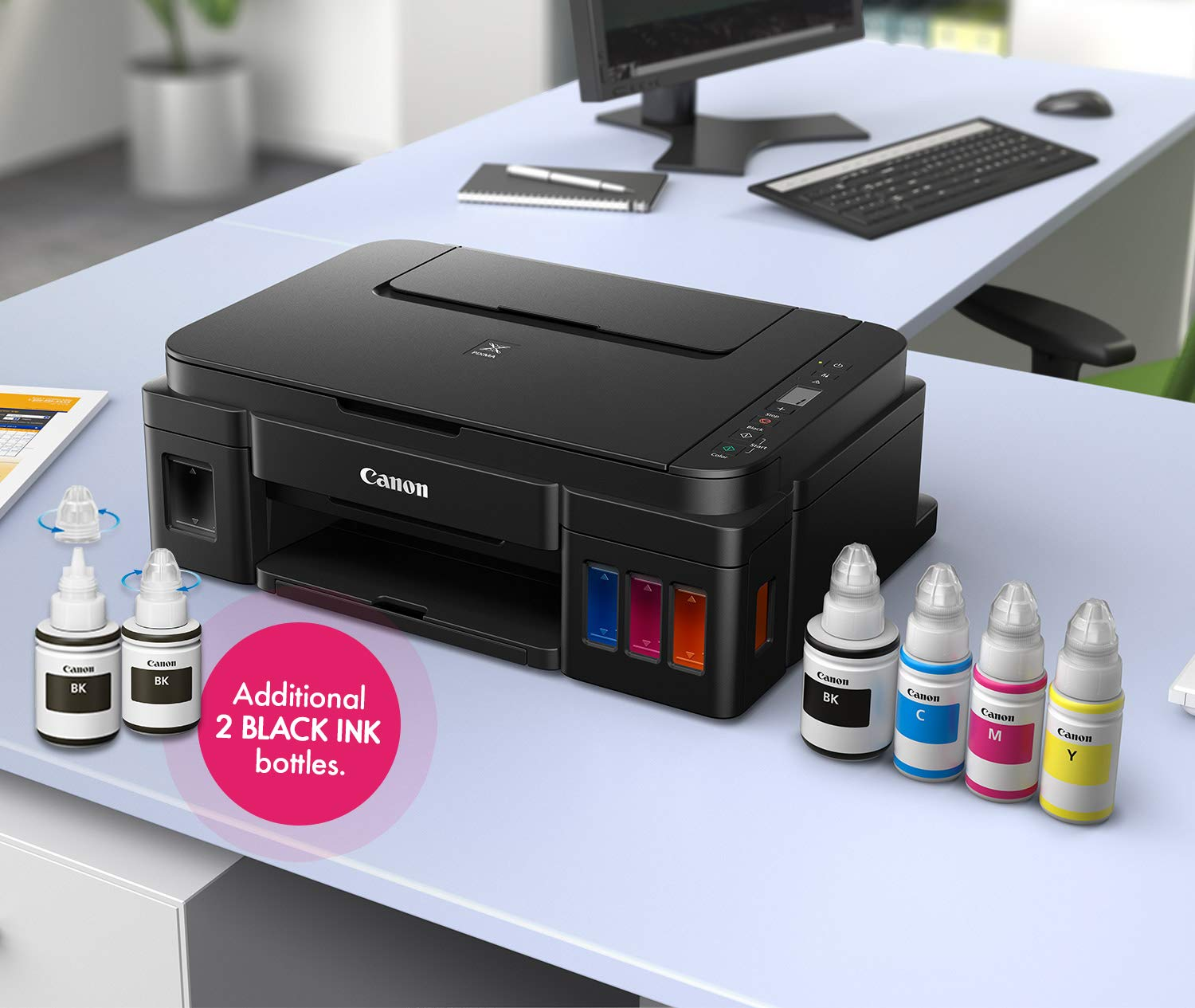 Canon G3000 All In One Wi Fi Printer Buy Pixma G3012 Wireless Ink Tank Colour Online At Low Prices India Reviews Ratings