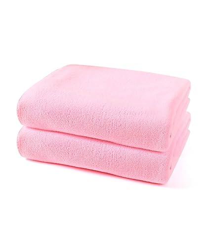 2 Pack C.CTN toalla de microfibra para viajar, playa, baño, gimnasio