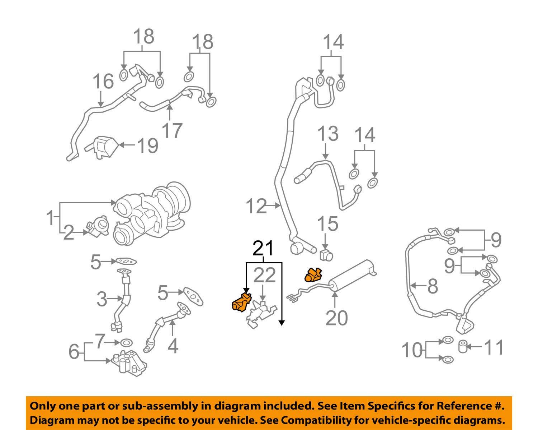 BMW 11-74-7-626-350 - Pressure Converter 117015