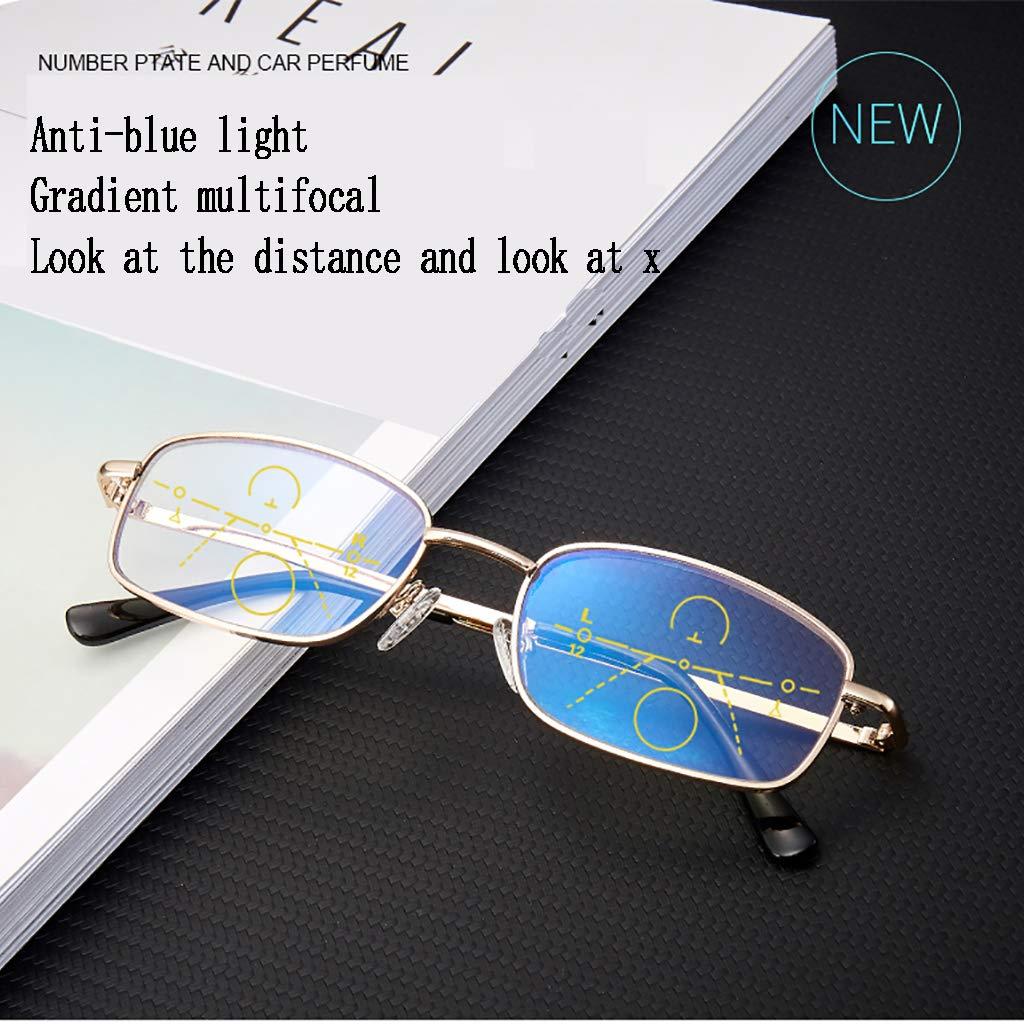 Lesebrille Super klare Geben Sie Ihnen EIN glattes Gef/ühl und Elegantes Design mit einem stilvollen egal was Sie brauchen stilvollen Look!