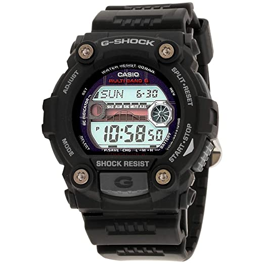 G-Shock - Reloj Casio Solar Atomic golpes resistir reloj GW7900 - 1 al: Amazon.es: Relojes